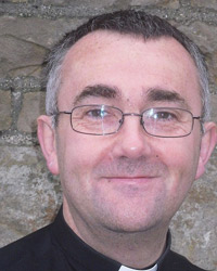 Rev Jeremy Harris, Magor Ministry Area